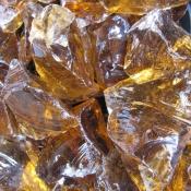 Glassplit / Glasbrokken
